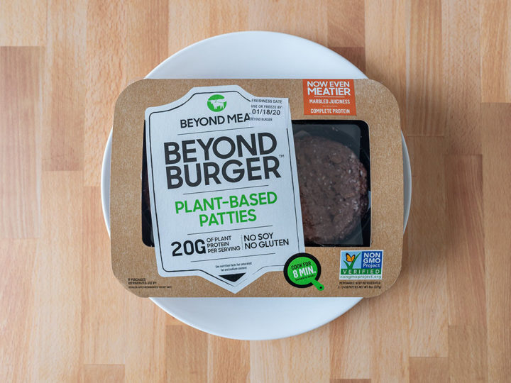 Beyond Burger 2020 reformulation