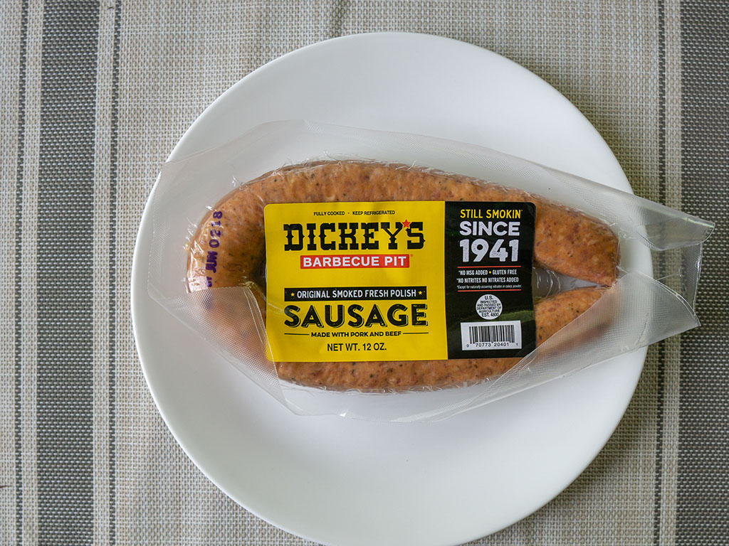Dickey's BBQ Pit Polish Smoked Sausage