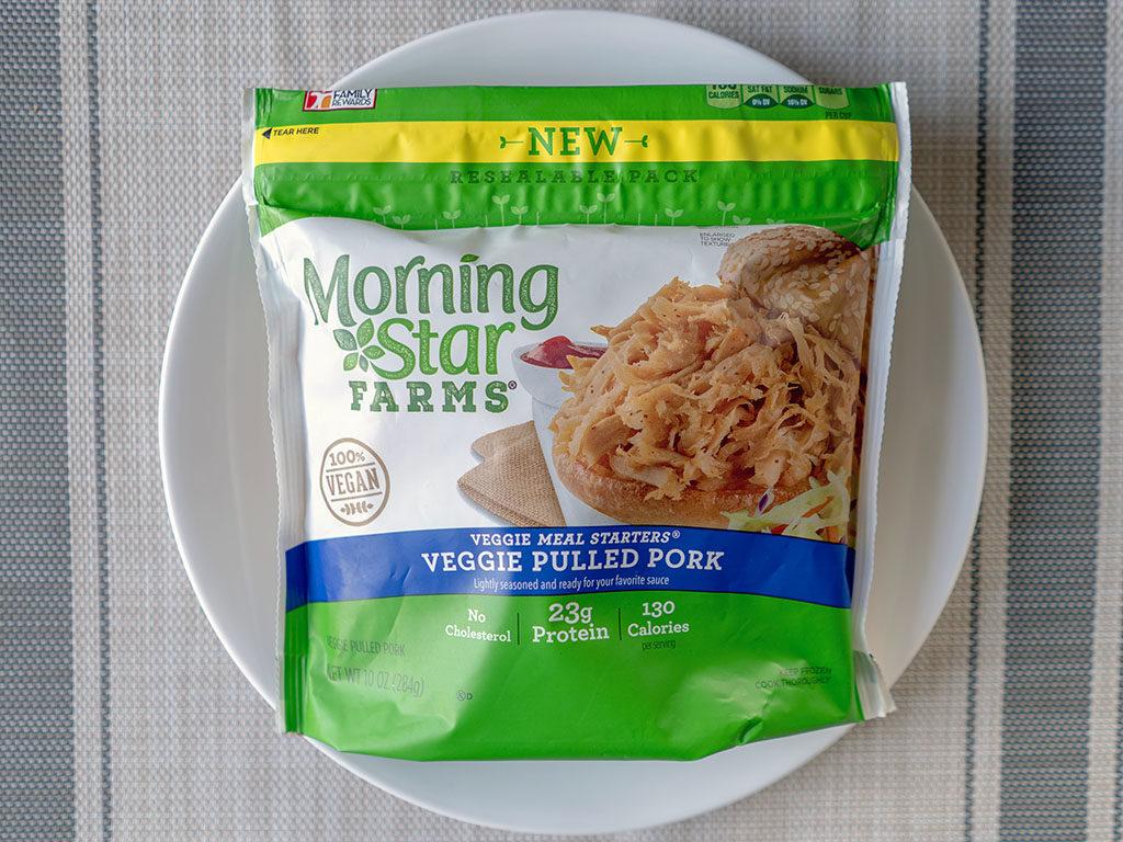 MorningStar Farms Veggie Pulled Pork