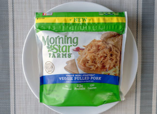 MorningStar Farms Veggie Pulled Pork