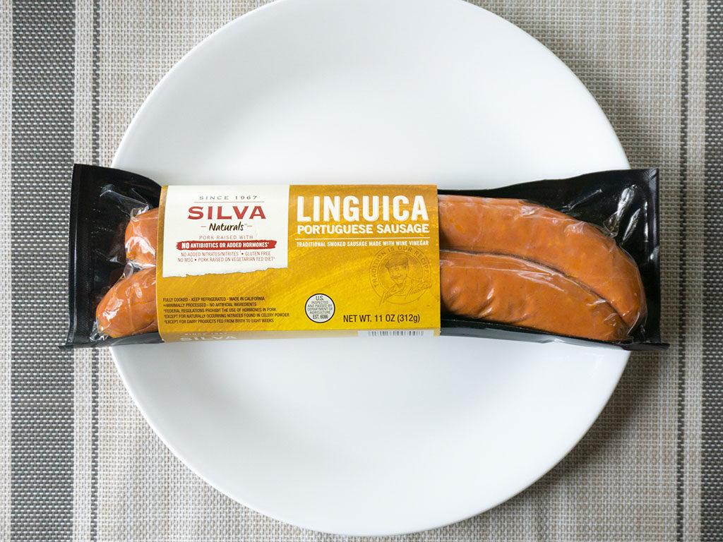 Silva Linguica Portugese Sausage