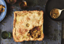 The Really Quite Good British Cookbook - Atul Kochar tikka masala pie