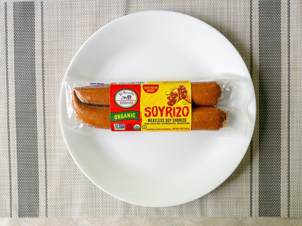 El Burrito Soyrizo