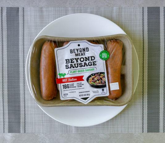 The Beyond Sausage - Hot Italian Sausage