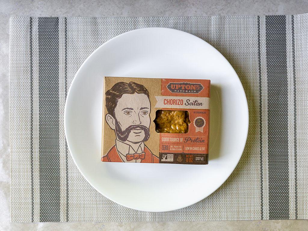 Upton's Naturals Chorizo Seitan
