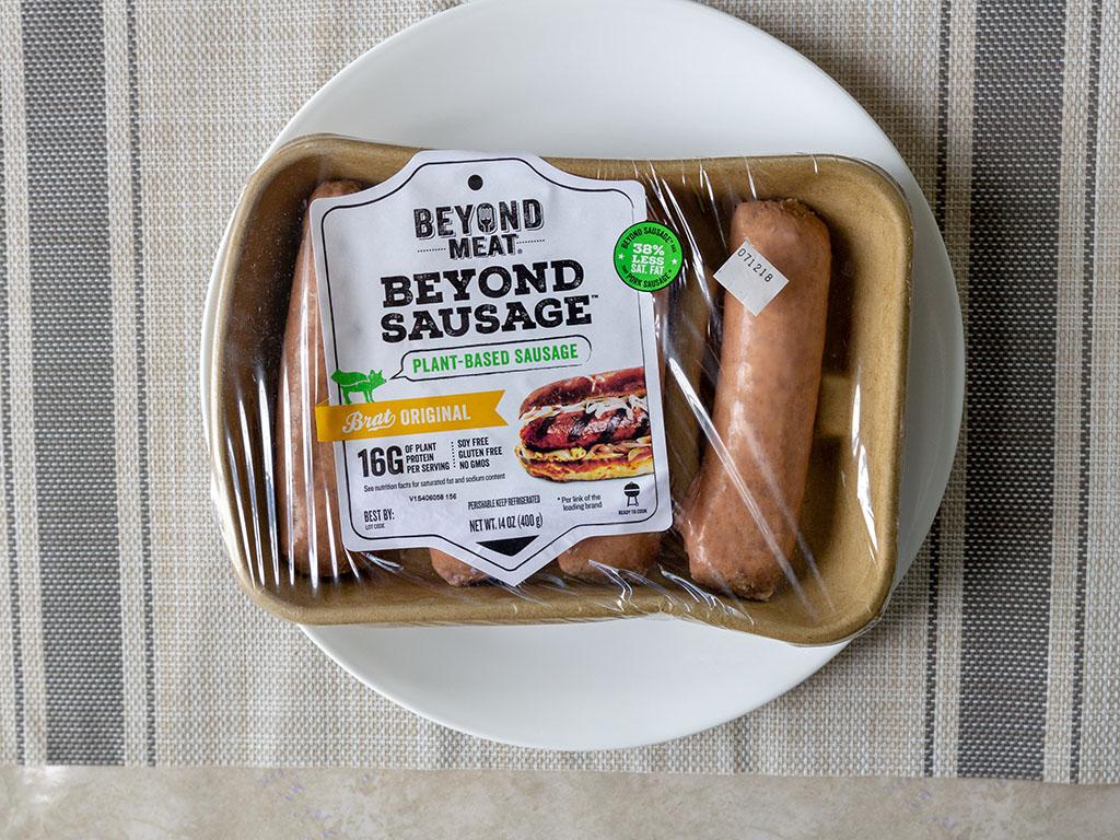 Beyond Meat The Beyond Sausage Original