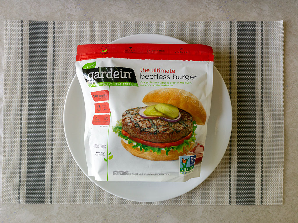 Gardein The Ultimate Beefless Burger