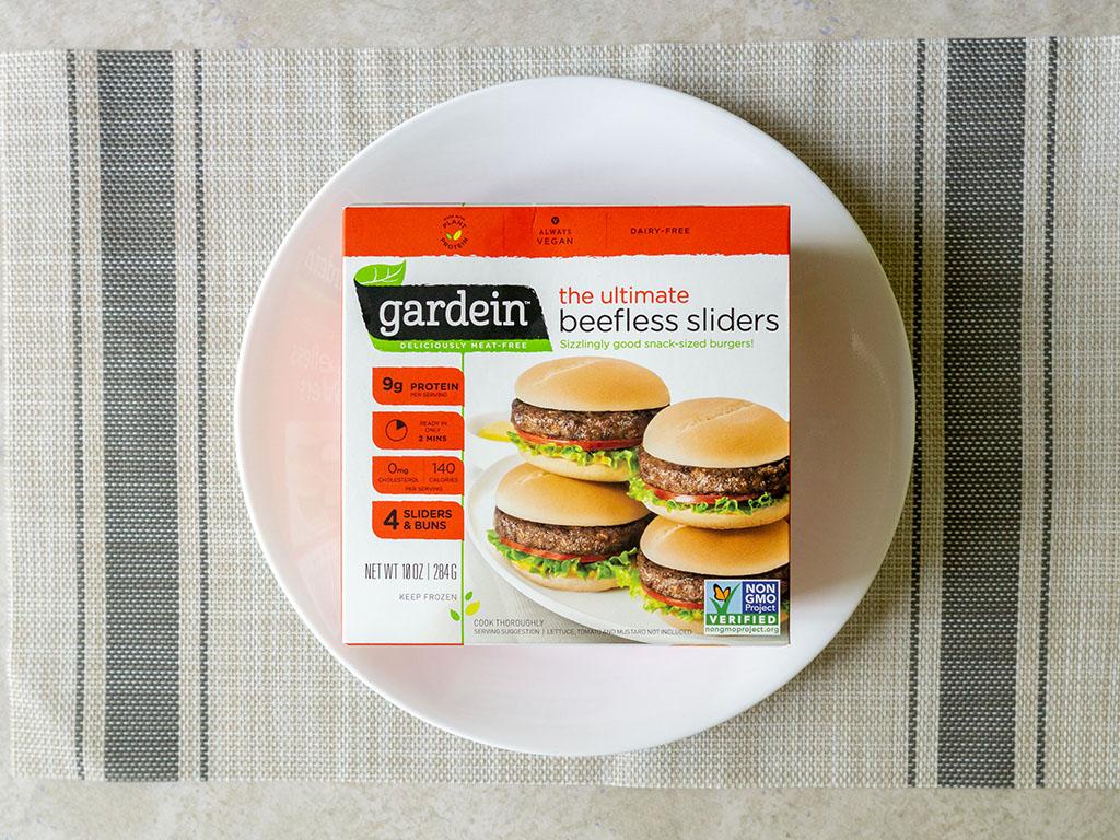Gardein The Ultimate Beefless Sliders