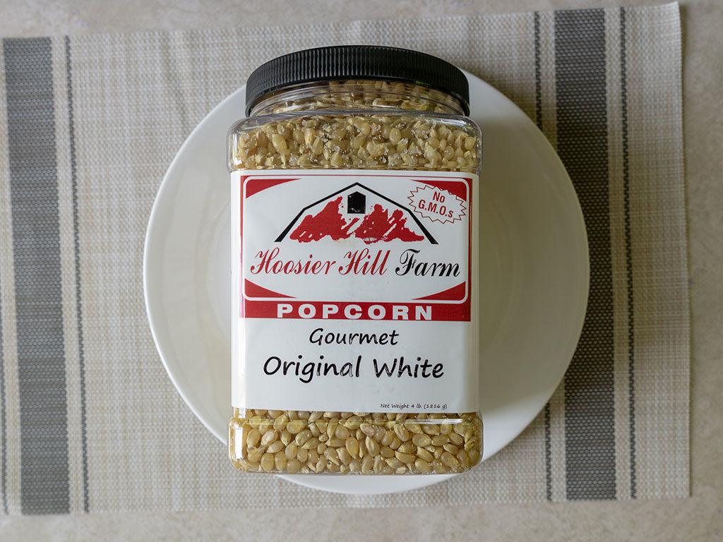 Hoosier Hill Farm Gourmet Original White Popcorn