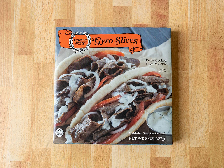 Trader Joe's Gyro Slices