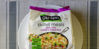 Gardein Skillet Meals Asian Style Chick'N Fried Rice