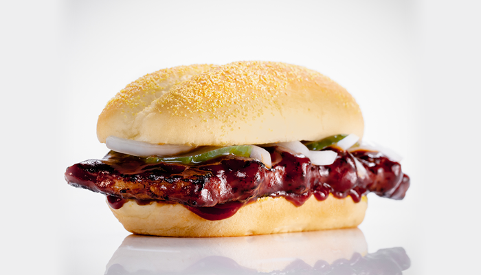 McRib sandwich (McDonald's)