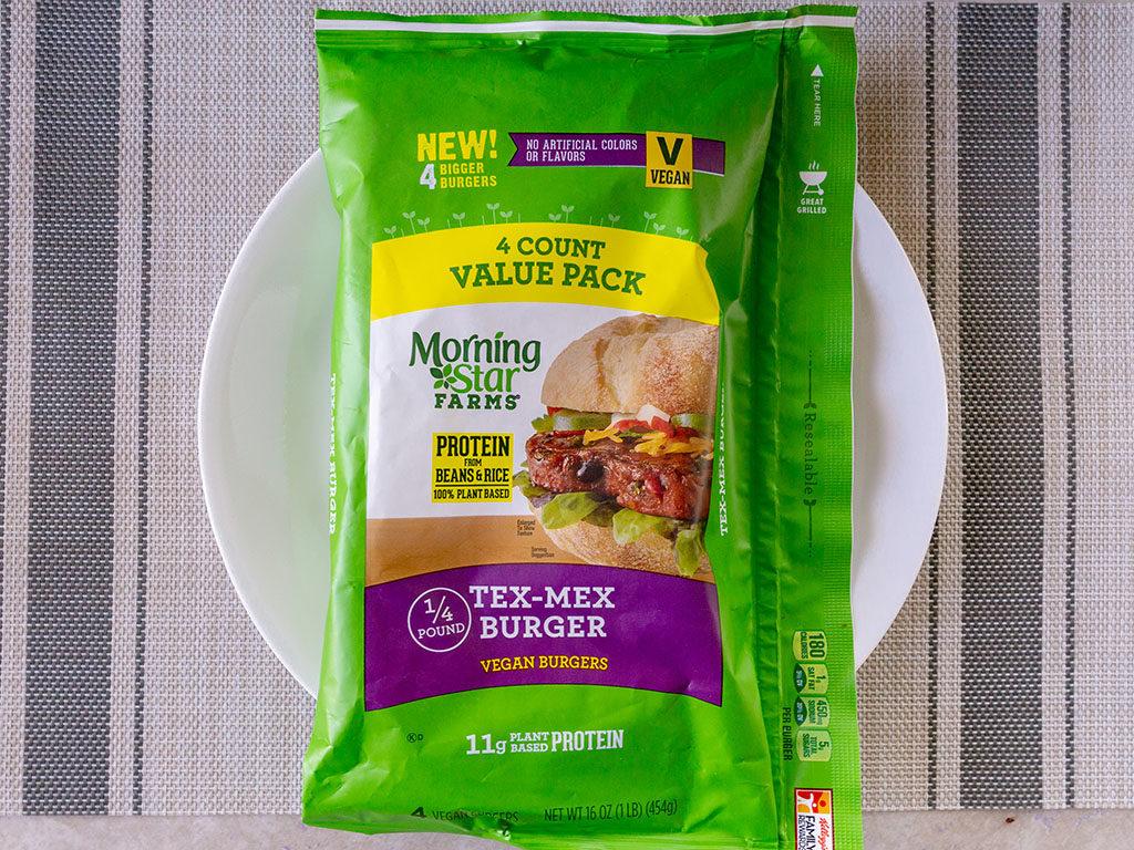 MorningStar Farms Tex Mex Burger