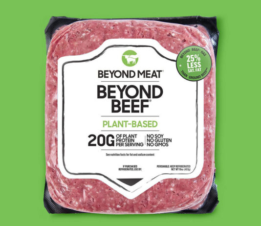 Beyond Beef (Beyond Meat)