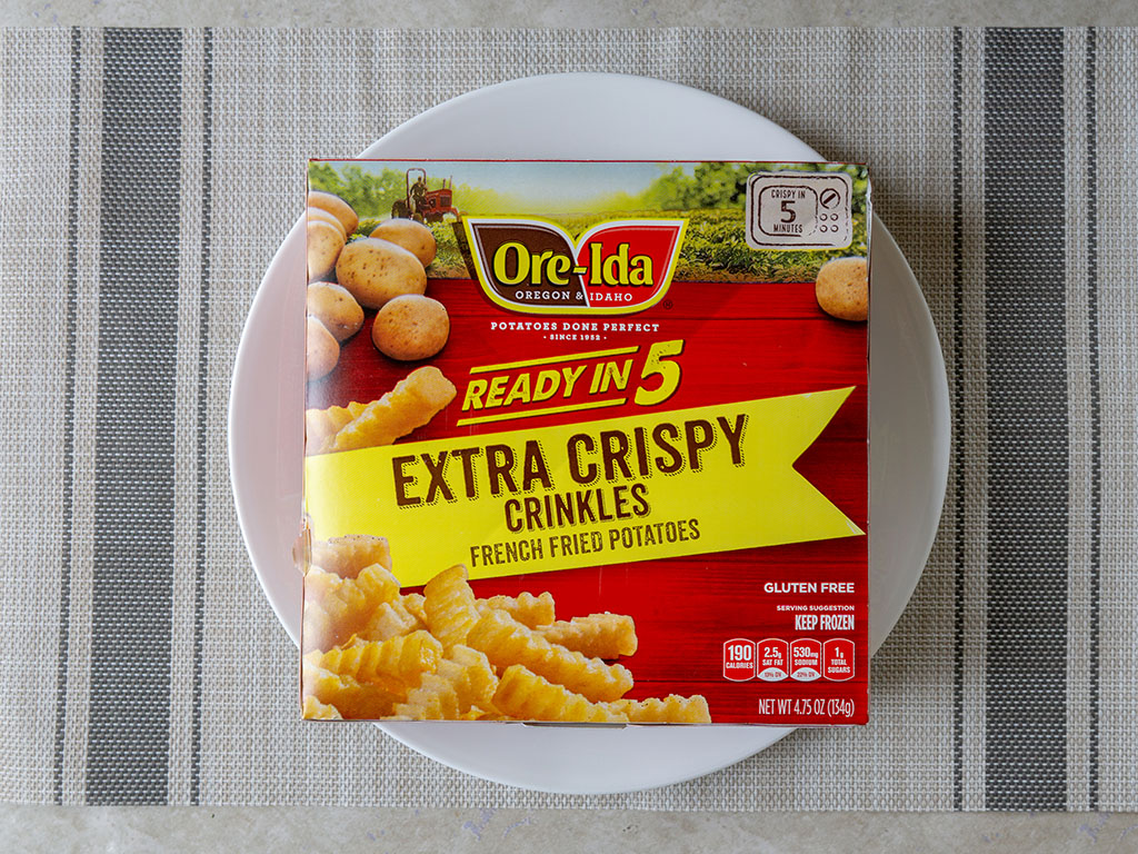 Ore-Ida Extra Crispy Crinkle French Fries