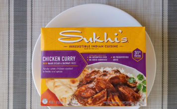 Sukhi's Chicken Curry 2019