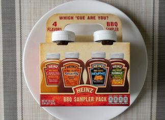 Heinz BBQ Sampler Pack