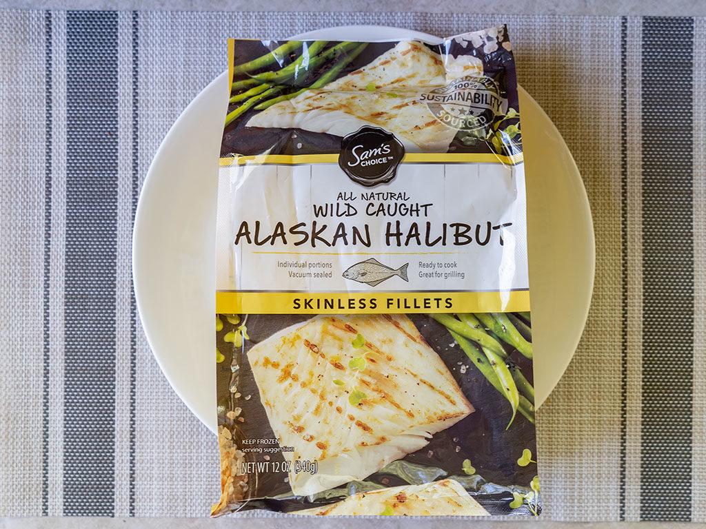 Sam's Choice Wild Caught Alaskan Halibut