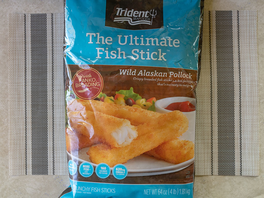 Trident The Ultimate Fish Stick