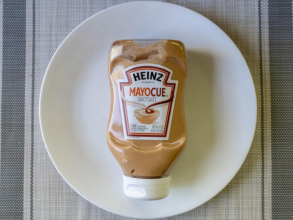 Heinz MayoCue sauce