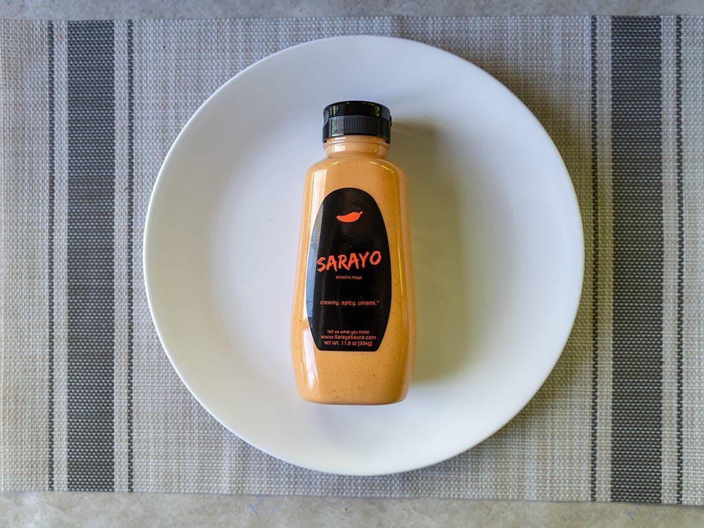Sarayo Sriracha Mayo