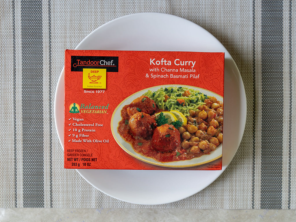 Tandoor Chef Kofta Curry