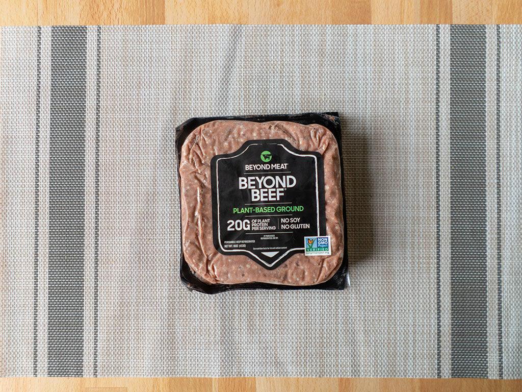 Beyond Meat Beyond Beef