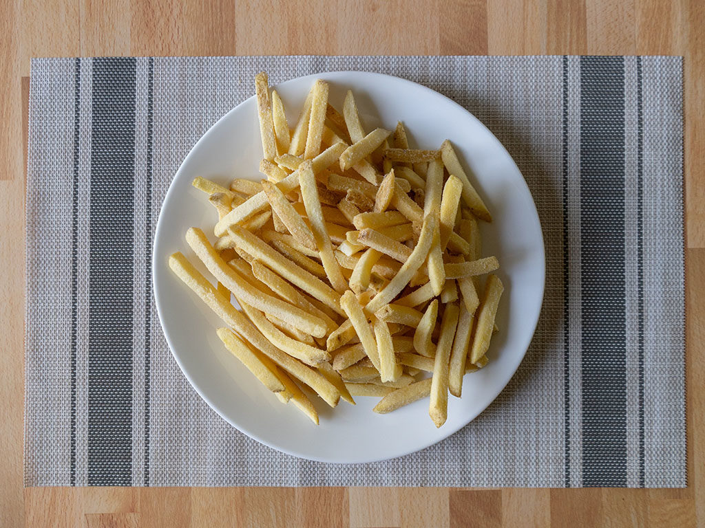 Alexia Organic Yukon Select Fries frozen