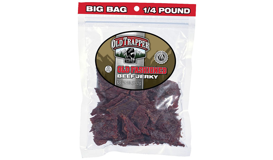 Old Trapper quarter pound bag
