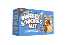 Stuffed Puffs S'Mores Indoors Kits