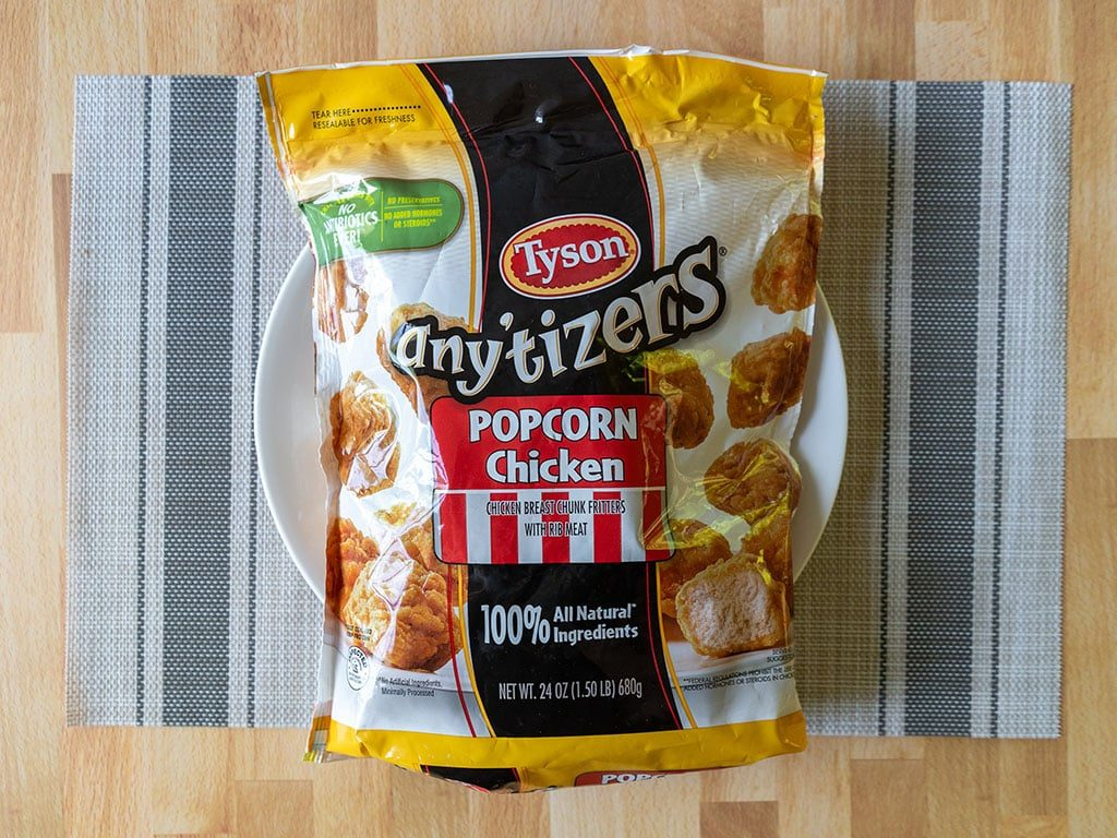 Tyson Anytizers Popcorn Chicken