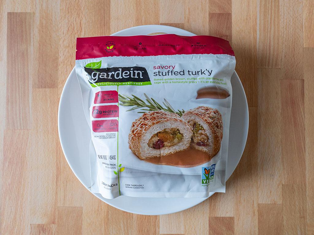 Gardein Savory Stuffed Turk'y