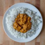 Restaurant style chicken tikka masala