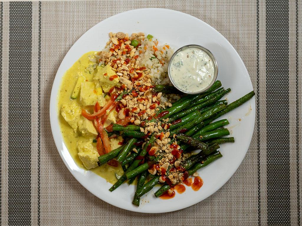 Tofu in Star Anise Foods Lemon Basil Vietnamese Simmer Sauce