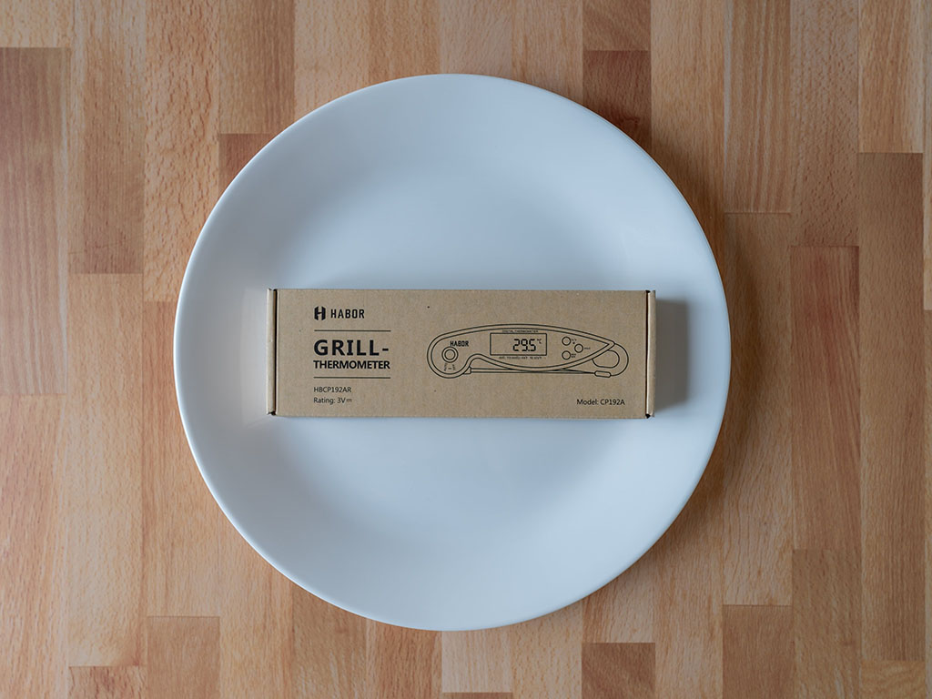 Habor Grill Thermometer