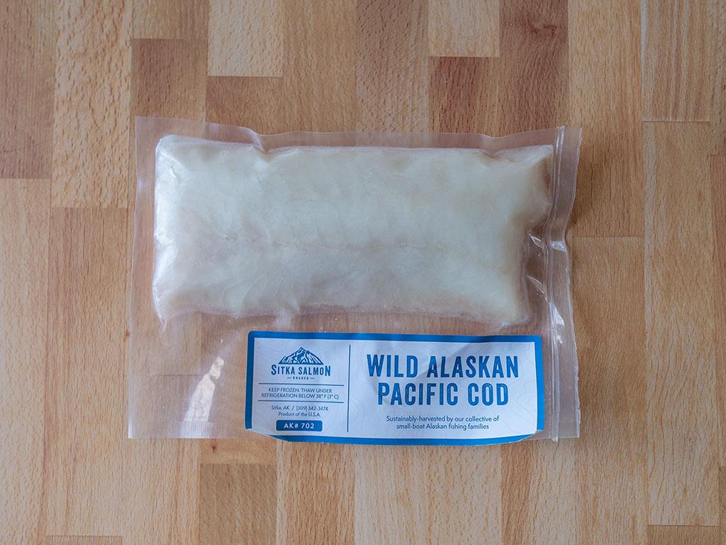 Sitka Salmon Share wild Alaskan cod