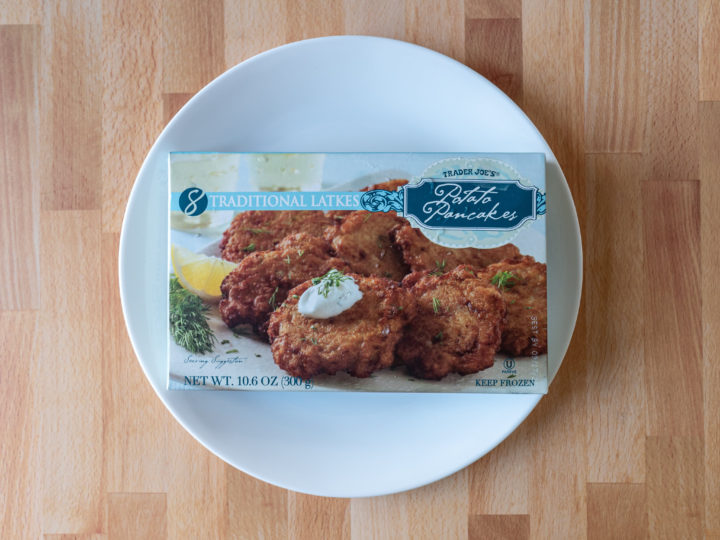 Trader Joe's Traditional Latkes