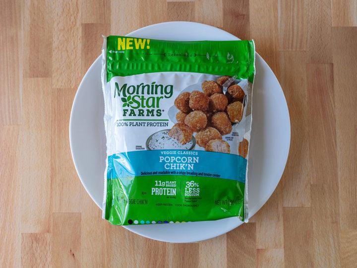 MorningStar Farms Popcorn Chik'N