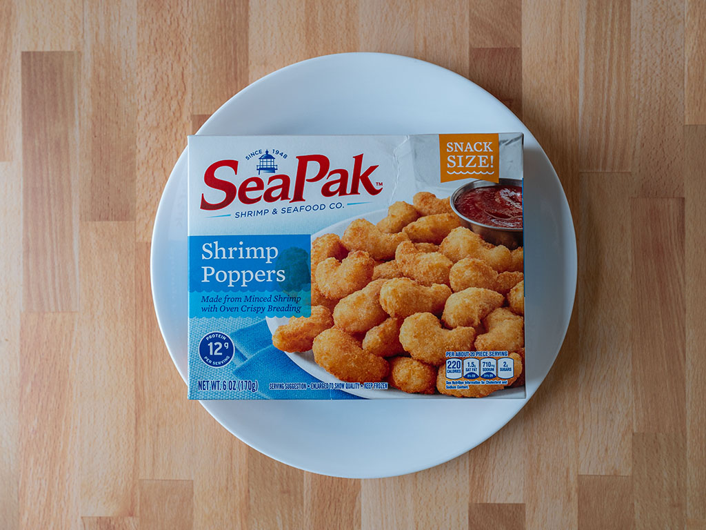 SeaPak Shrimp Poppers
