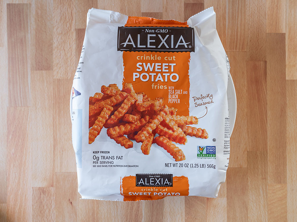 Alexia Crinkle Cut Sweet Potato Fries