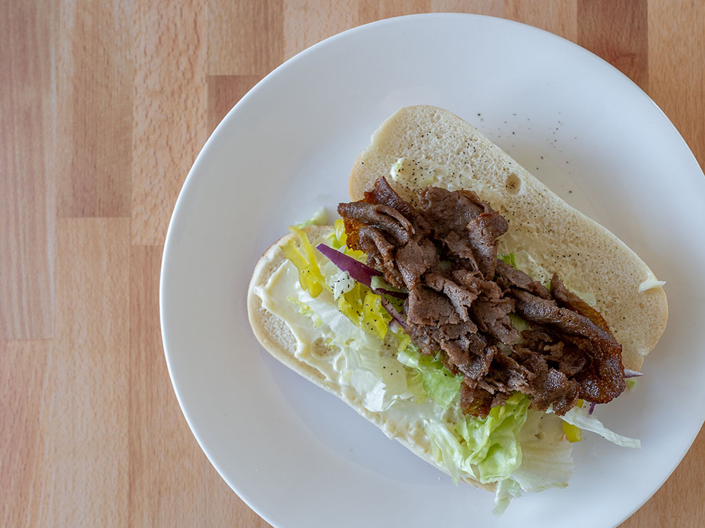 Steak-umm Sliced Steaks hoagie
