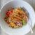 Asian salad with Gardein chicken strips