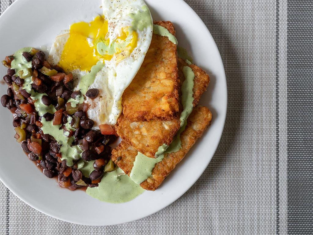 Breakfast for dinner - Southwestern style