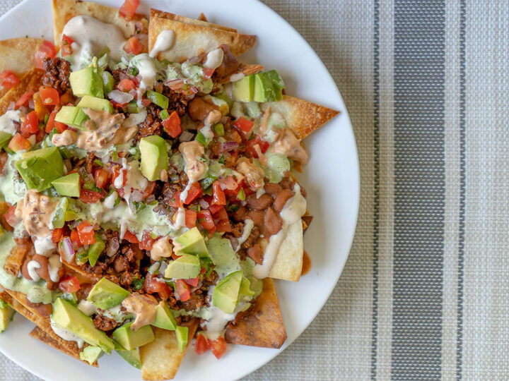 MorningStar Farms nachos
