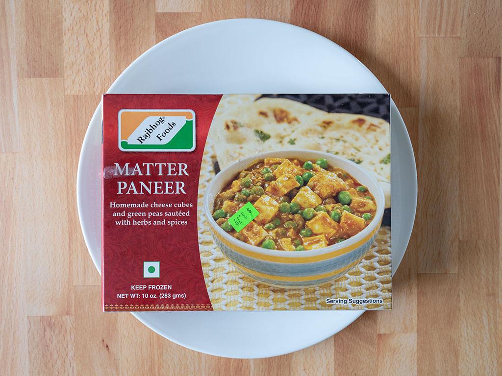 Rajbhog Foods Matter Paneer