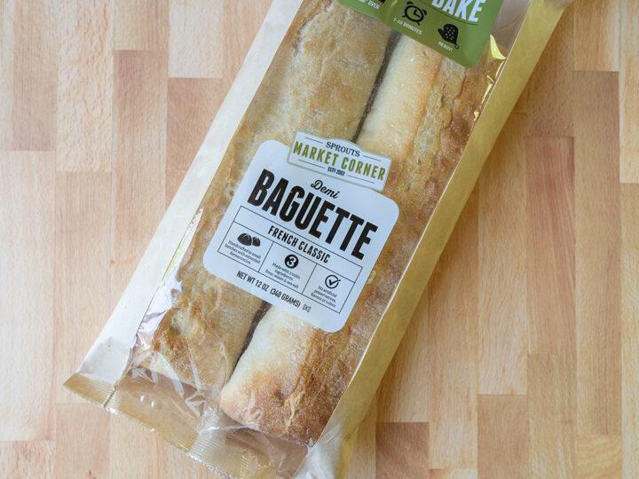 Sprouts Demi Baguette