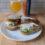 Rotisserie chicken salad sandwiches