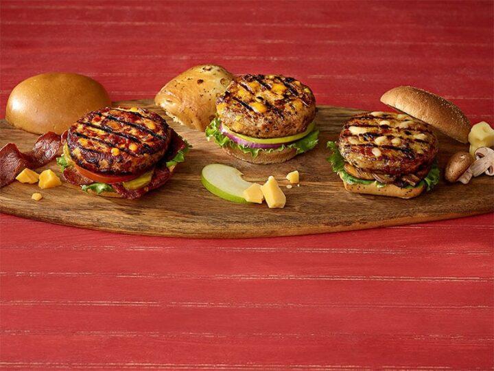 Bell & Evans annnouced new Gourmet Chicken Burgers