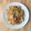 Cod fried rice
