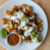 Loaded veggie tots